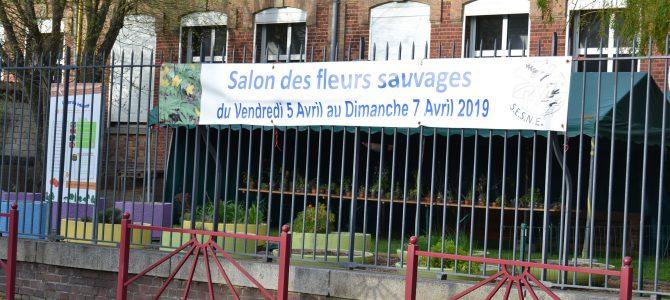 Salon des fleurs de printemps du 05 avril au 07 avril 2019